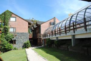 Loma Escondida Apart Cabañas & Spa, Turistaházak  Villa Gesell - big - 27