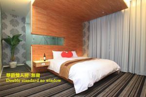Yoai Hotel, Hotel  Città di Yilan - big - 8