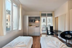 Swiss Star California, Aparthotely  Curych - big - 6