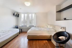 Swiss Star California, Aparthotely  Curych - big - 18