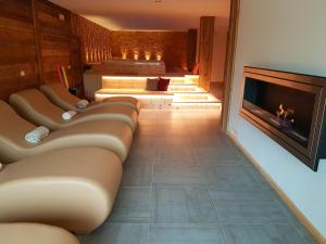 Housemuhlbach Wellness Aquaspa, Апарт-отели  Sappada - big - 152
