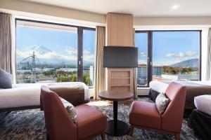 HOTEL MYSTAYS Fuji Onsen Resort, Hotely  Fudžijošida - big - 6