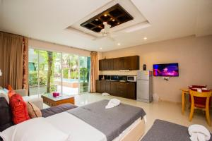 Baan Tamnak, Resorts  Pattaya South - big - 65