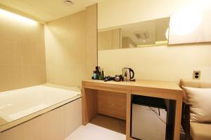 Hotel Yaja Sasang Terminal, Hotels  Busan - big - 58