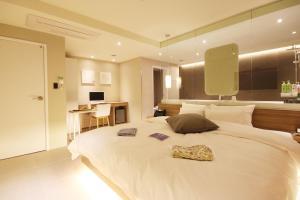 Hotel Yaja Sasang Terminal, Hotels  Busan - big - 66
