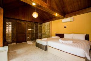 Tamnak Beach House, Ferienhäuser  Na Jomtien - big - 23