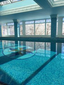 Gorny Khrustal Apart-hotel - Hotel - Krasnaya Polyana