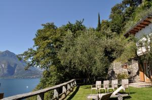 Agriturismo Castello di Vezio, Residence  Varenna - big - 94
