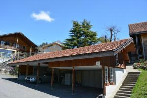 Ula's Holiday Apartments, Apartmanok  Beatenberg - big - 6