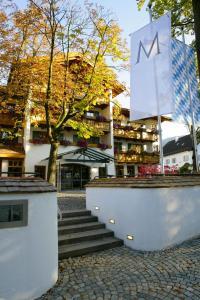 Hotel Maximilian, Szállodák  Oberammergau - big - 11