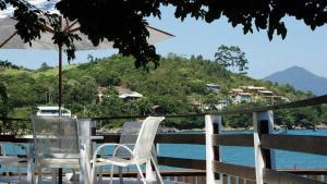 Caixa D'aço Residence, Nyaralók  Porto Belo - big - 58