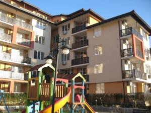 Apartcomplex Chateau Aheloy, Apartmánové hotely  Aheloy - big - 99