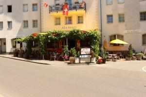 Hotel Arkanum, Hotel  Salgesch - big - 26