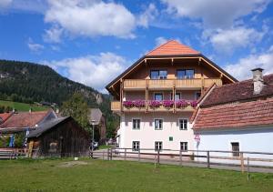 Penzion Der Graggober Oberwölz Stadt Rakousko