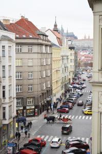 Хостелы у метро Старомнестска в Праге