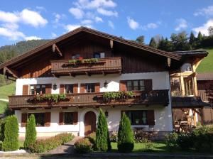 Ferienwohnung Strubbauer - Apartment - Abtenau