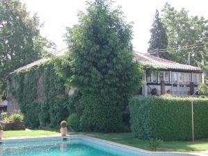Casa da Quinta De S. Martinho, Penzióny  Vila Real - big - 47