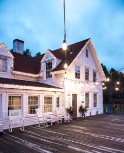 Russell House Bed and Breakfast - Accommodation - Boothbay Harbor