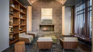 Global Luxury Suites at China Town, Ferienwohnungen  Boston - big - 36