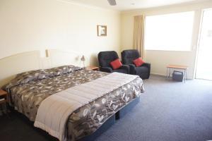 Bks Egmont Motor Lodge - Accommodation - New Plymouth