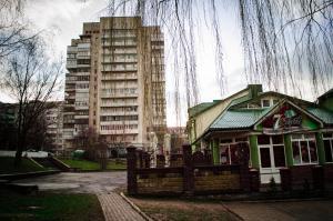 Babylon Apartments On Kievskaya, Ferienwohnungen  Riwne - big - 58