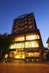 Hotel New Palace - Aizuwakamatsu