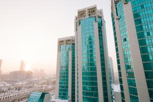 The Room: apartment #34, Apartmány  Astana - big - 36