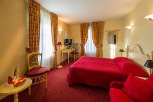 Hotel Arena, Szállodák  Fréjus - big - 67
