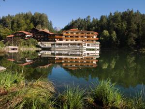 Parkhotel Tristachersee - Hotel - Lienz