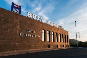 obrázek - Hotel Ruta de Europa