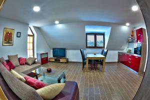 Apartmaji Smogavc