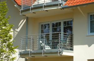 Ferienwohnung Juliane in der Villa zum Kronprinzen direkt gegenüber der Saarow Therme - Fürstenwalde