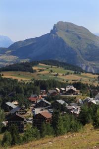 Résivacances Les Chalets de la Lauzière, Alpesi faházak  La Joue du Loup - big - 44