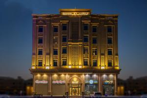 Western Lamar Hotel, Отели  Джедда - big - 32