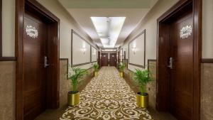 Western Lamar Hotel, Отели  Джедда - big - 33