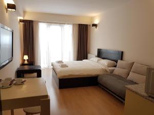Gudauri Luxe Apartment, Apartmány  Gudauri - big - 54