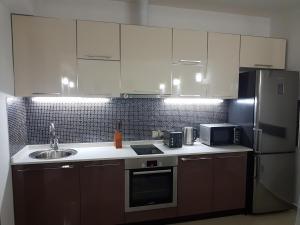 Gudauri Luxe Apartment, Apartmány  Gudauri - big - 46