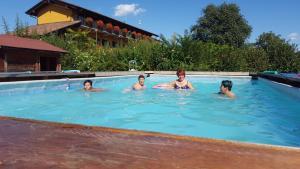 Residence La Bellotta, Ferienwohnungen  Oleggio - big - 29