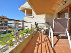 Apartment Piso en Isla de la Toja, Apartmány  Isla de la Toja - big - 4
