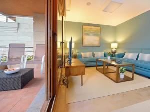 Apartment Piso en Isla de la Toja, Apartmány  Isla de la Toja - big - 8