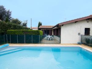 Holiday Home Lacouture, Prázdninové domy  Romatet - big - 17
