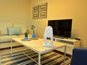 Apartment Apartamento Bajo en Isla de la Toja, Ferienwohnungen  Illa da Toxa - big - 14