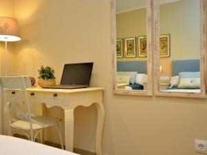 Apartment Apartamento Bajo en Isla de la Toja, Ferienwohnungen  Illa da Toxa - big - 12