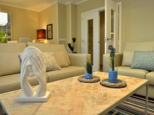 Apartment Apartamento Bajo en Isla de la Toja, Ferienwohnungen  Illa da Toxa - big - 3