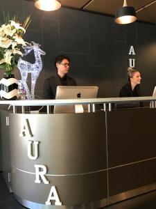 Aura on Flinders Serviced Apartments, Apartmanhotelek  Melbourne - big - 39