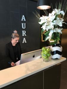 Aura on Flinders Serviced Apartments, Apartmanhotelek  Melbourne - big - 49