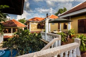 HanumanAlaya Colonial House, Hotel  Siem Reap - big - 61