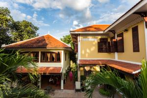HanumanAlaya Colonial House, Hotely  Siem Reap - big - 69