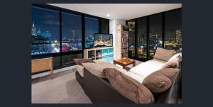 Aura on Flinders Serviced Apartments, Residence  Melbourne - big - 48