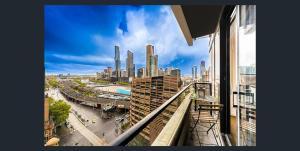 Aura on Flinders Serviced Apartments, Residence  Melbourne - big - 39